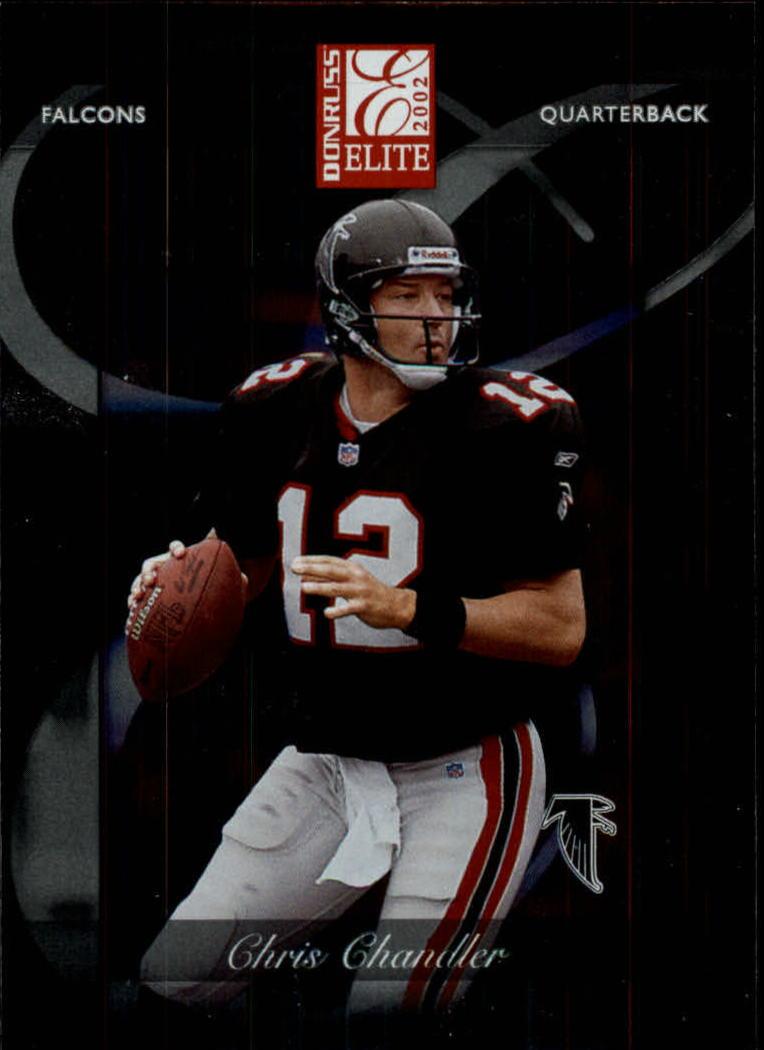 2002 Donruss Elite #57 Chris Chandler