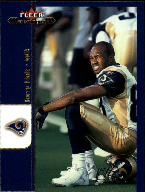 2002 Fleer Maximum #147 Torry Holt