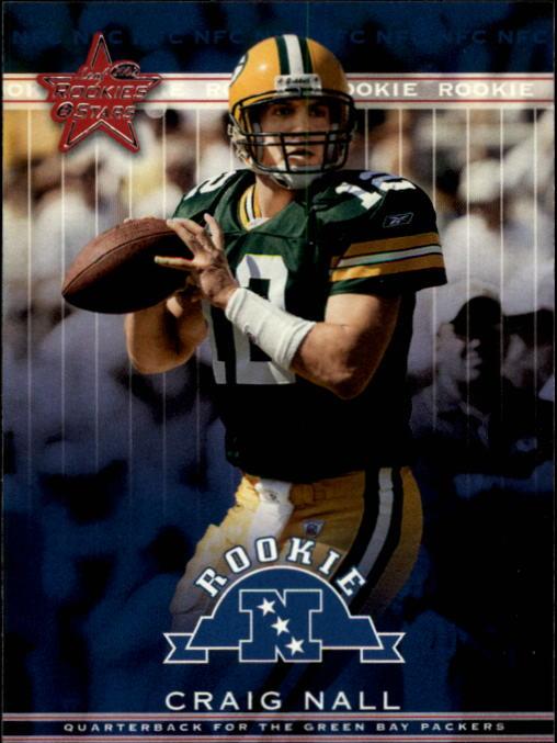 2002 Leaf Rookies and Stars #113 Craig Nall RC