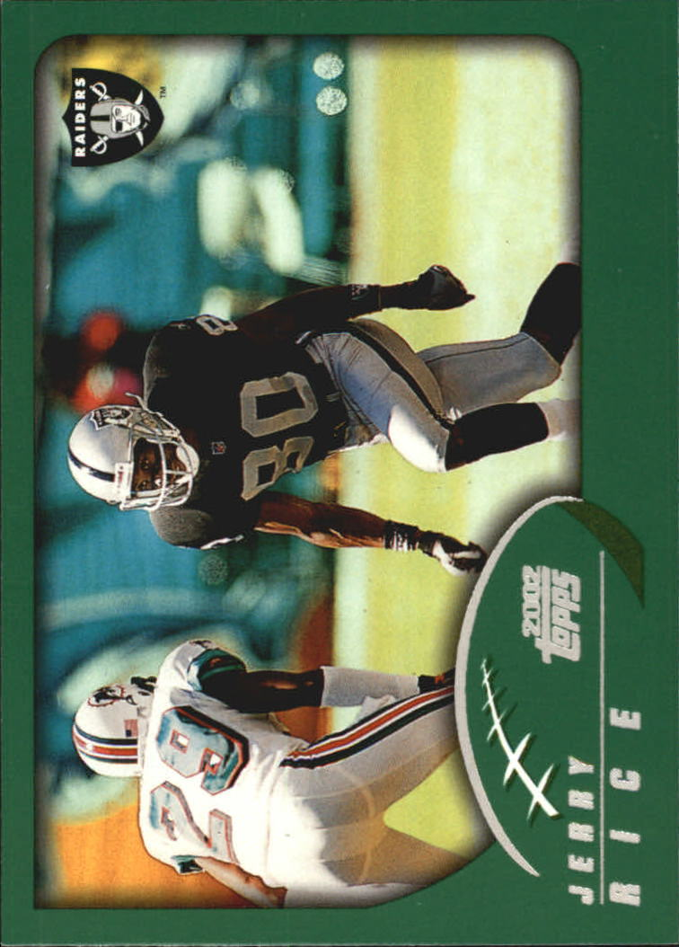 2002 Topps #231 Jerry Rice