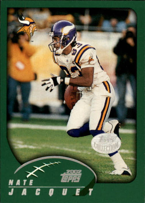 2002 Topps Collection #286 Nate Jacquet