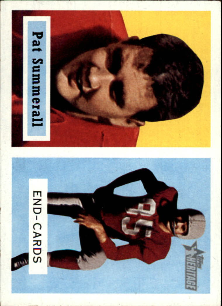 2002 Topps Heritage 1957 Reprints #RPS Pat Summerall