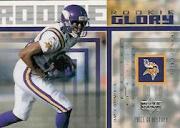 2002 UD Piece of History Rookie Glory #RG6 Randy Moss