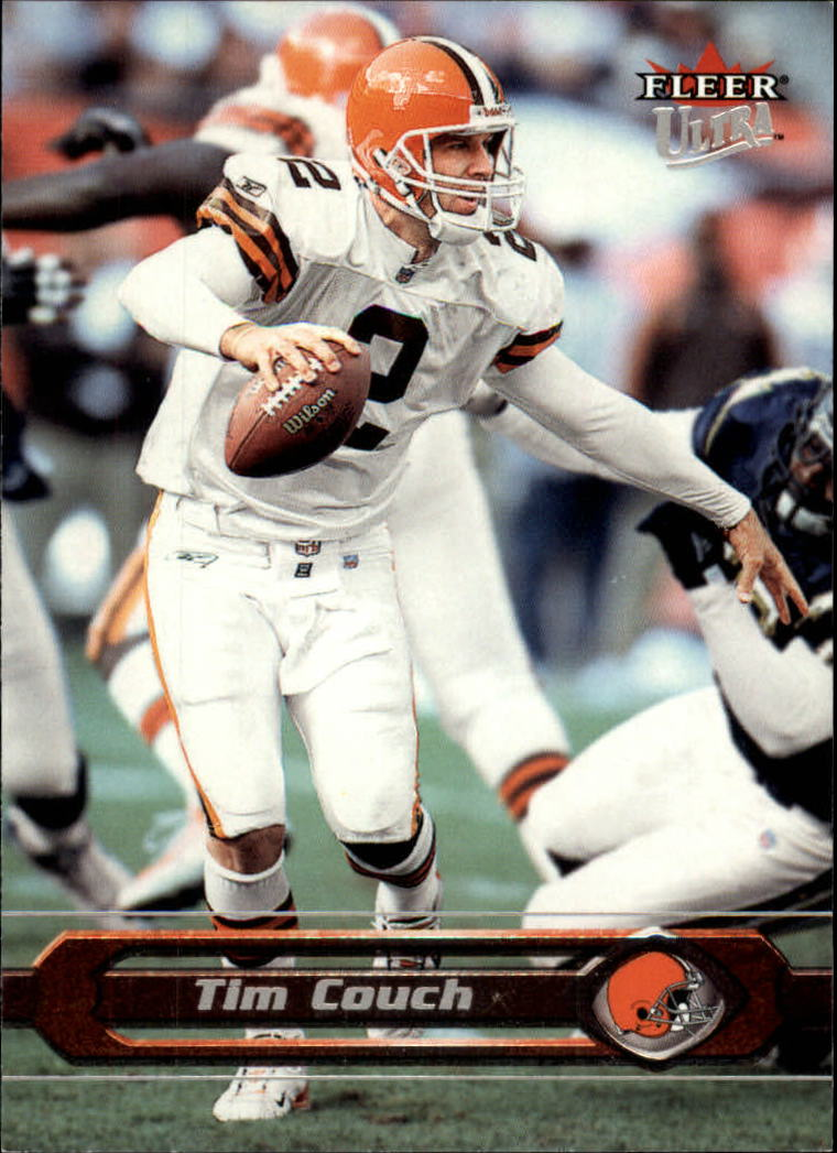 2002 Ultra #36 Tim Couch