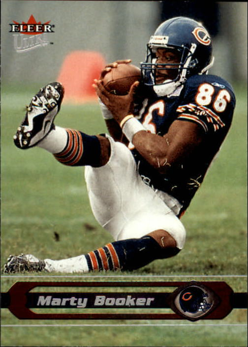 2002 Ultra #55 Marty Booker