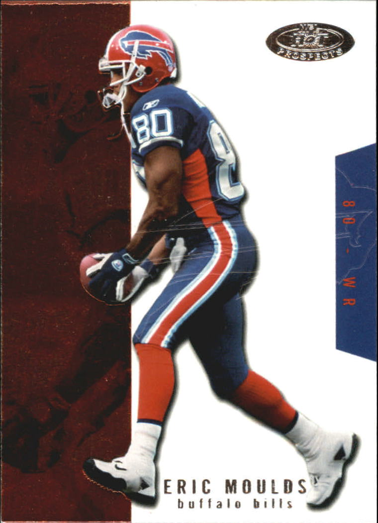 2003 Hot Prospects #6 Eric Moulds