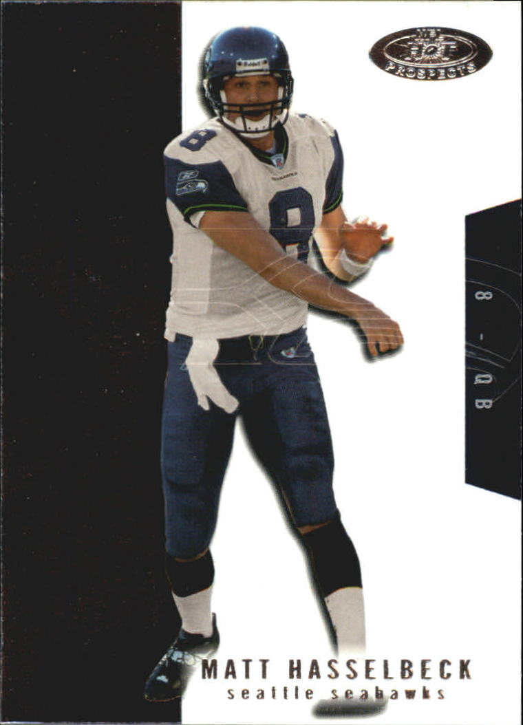 2003 Hot Prospects #17 Matt Hasselbeck