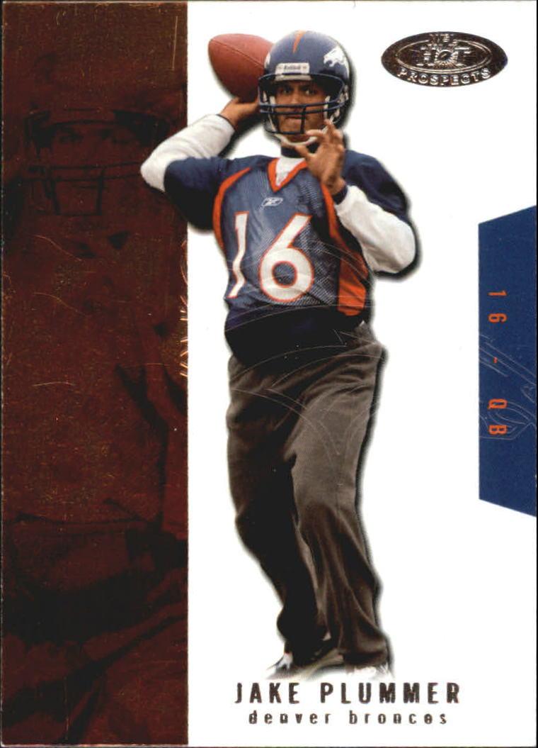 2003 Hot Prospects #76 Jake Plummer