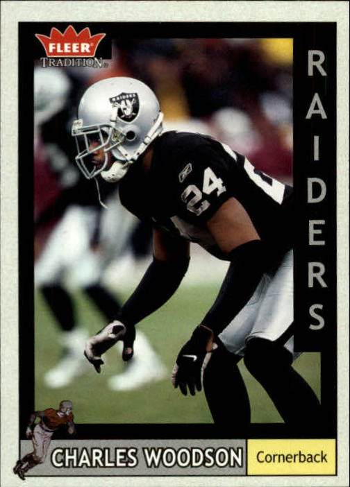2003 Fleer Tradition #29 Charles Woodson