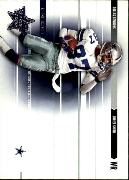 2003 Leaf Rookies and Stars #234 Zuriel Smith RC