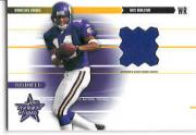 2003 Leaf Rookies and Stars #273 Nate Burleson JSY RC