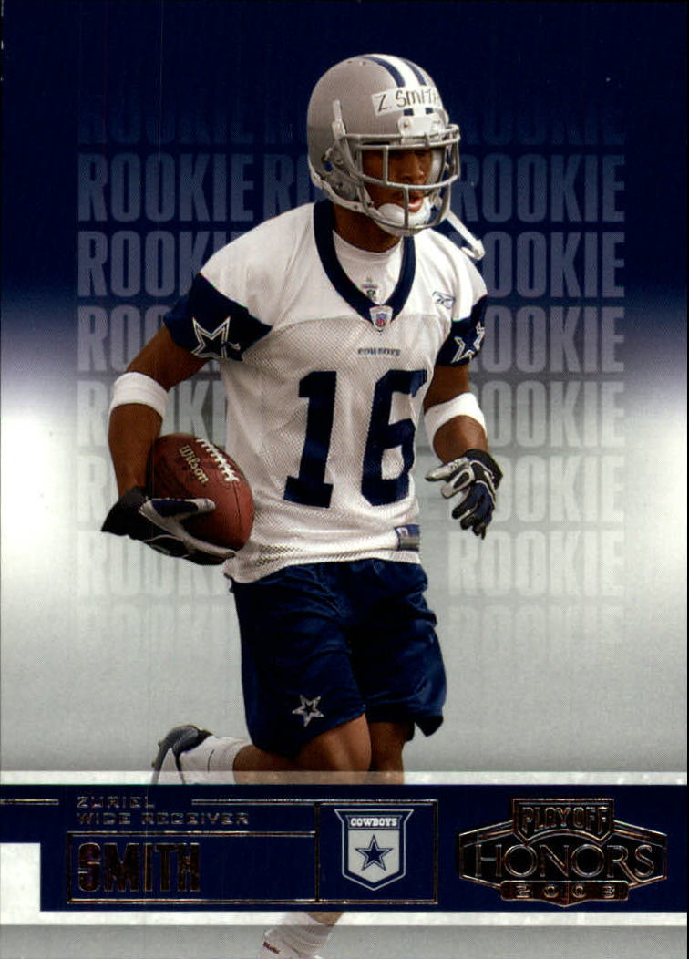 2003 Playoff Honors #129 Zuriel Smith RC