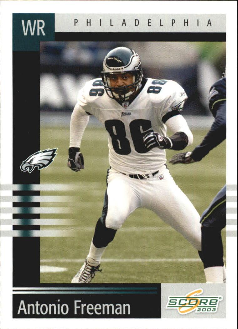2003 Score #225 Antonio Freeman