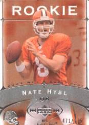 2003 Sweet Spot #144 Nate Hybl RC
