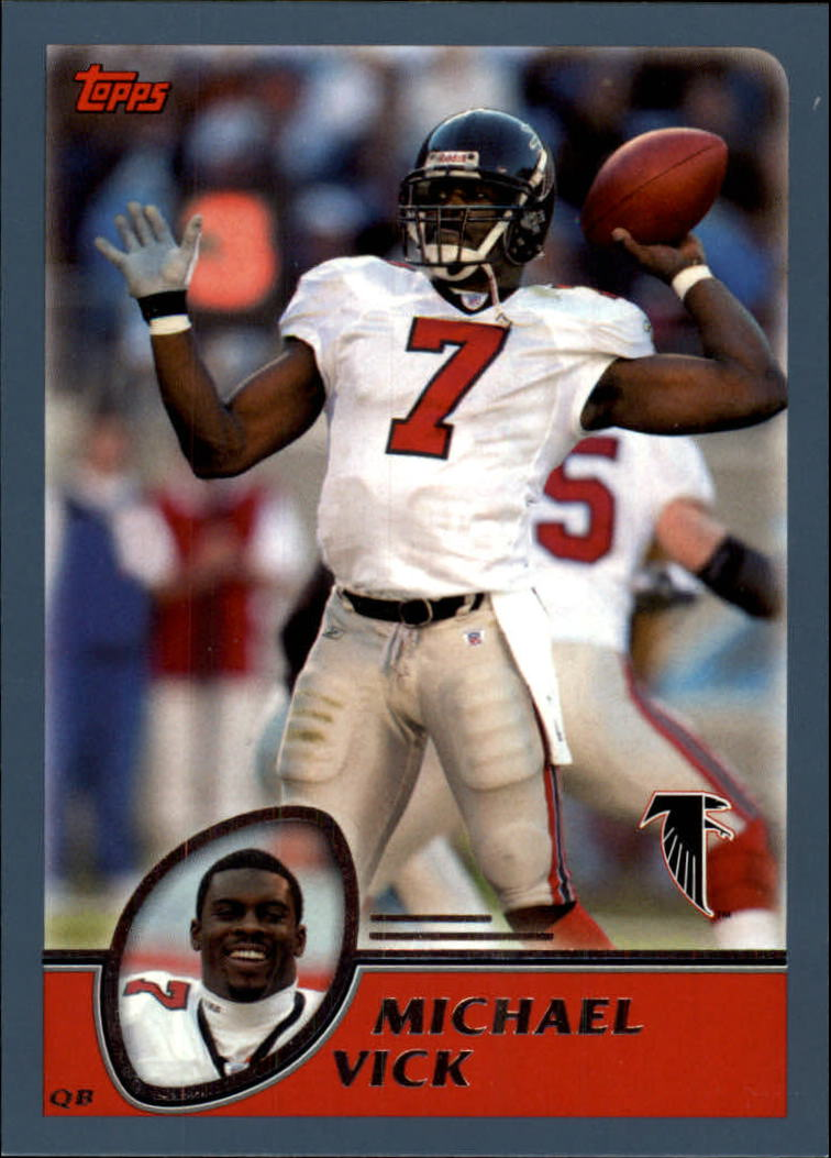 2003 Topps Collection #1 Michael Vick