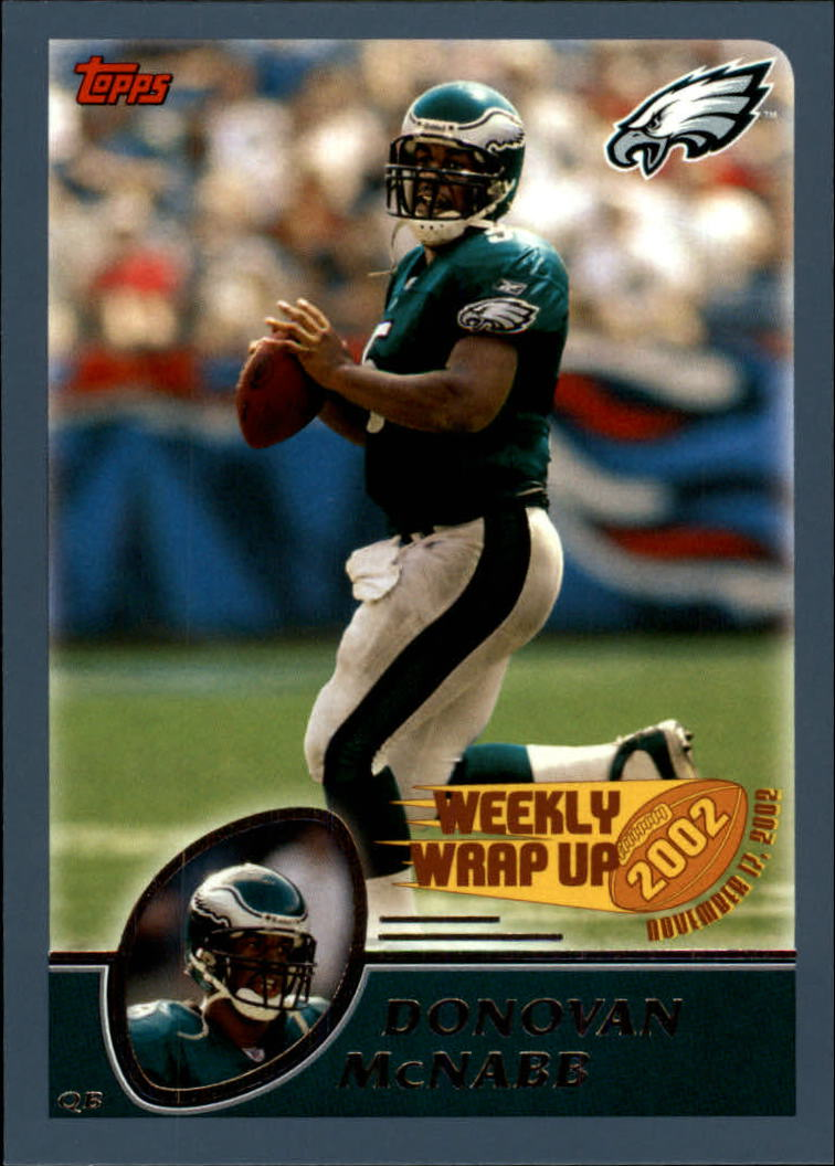 2003 Topps Collection #301 Donovan McNabb WW