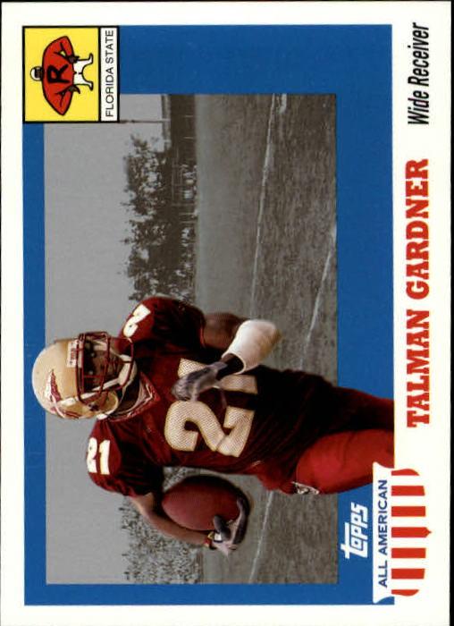 2003 Topps All American #119 Talman Gardner RC