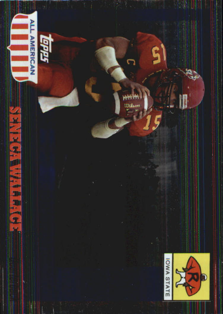 2003 Topps All American Foil #132 Seneca Wallace