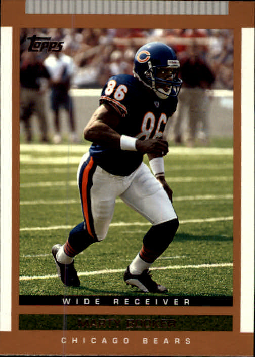 2003 Topps Draft Picks and Prospects #12 Marty Booker