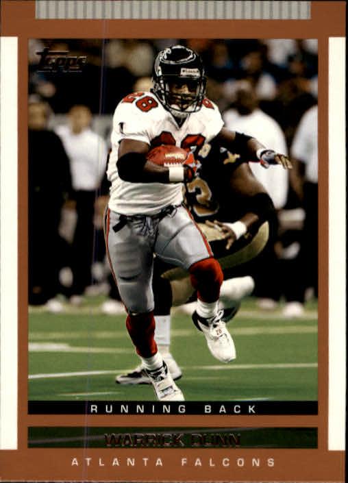 2003 Topps Draft Picks and Prospects #13 Warrick Dunn