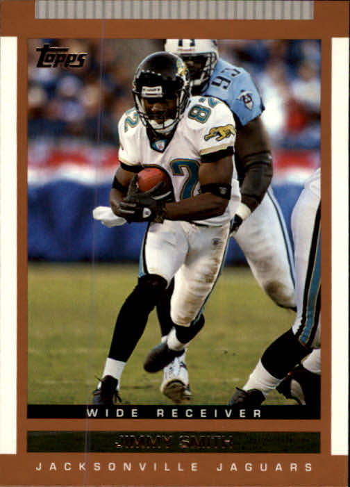 2003 Topps Draft Picks and Prospects #14 Jimmy Smith