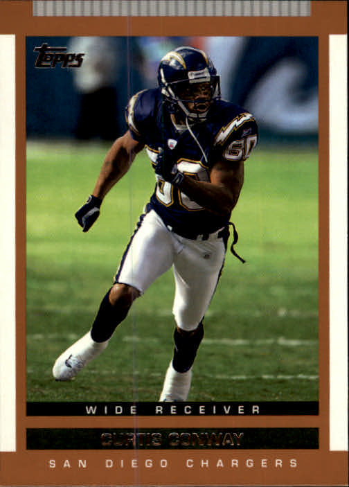 2003 Topps Draft Picks and Prospects #17 Curtis Conway