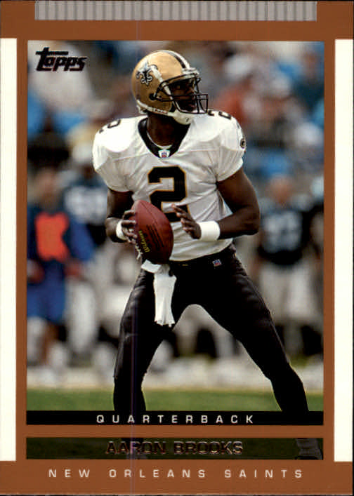 2003 Topps Draft Picks and Prospects #21 Aaron Brooks