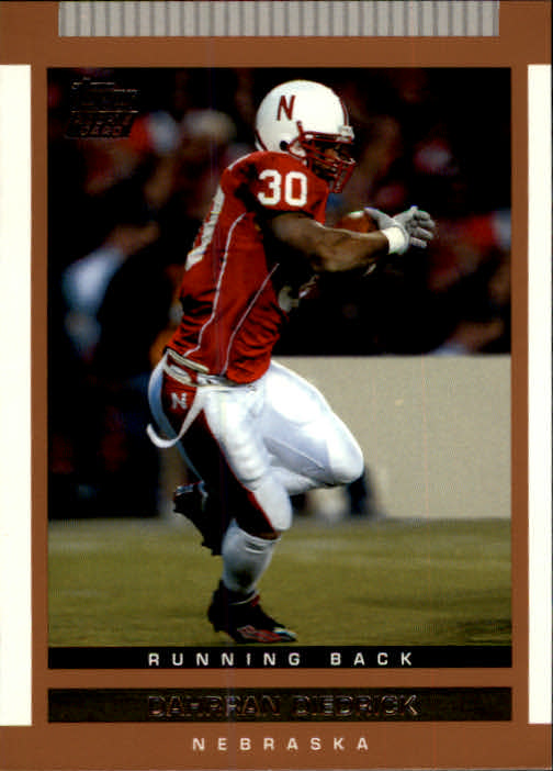 2003 Topps Draft Picks and Prospects #112 Dahrran Diedrick RC