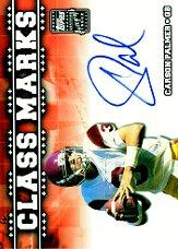 2003 Topps Draft Picks and Prospects Class Marks Autographs #CMCP Carson Palmer A