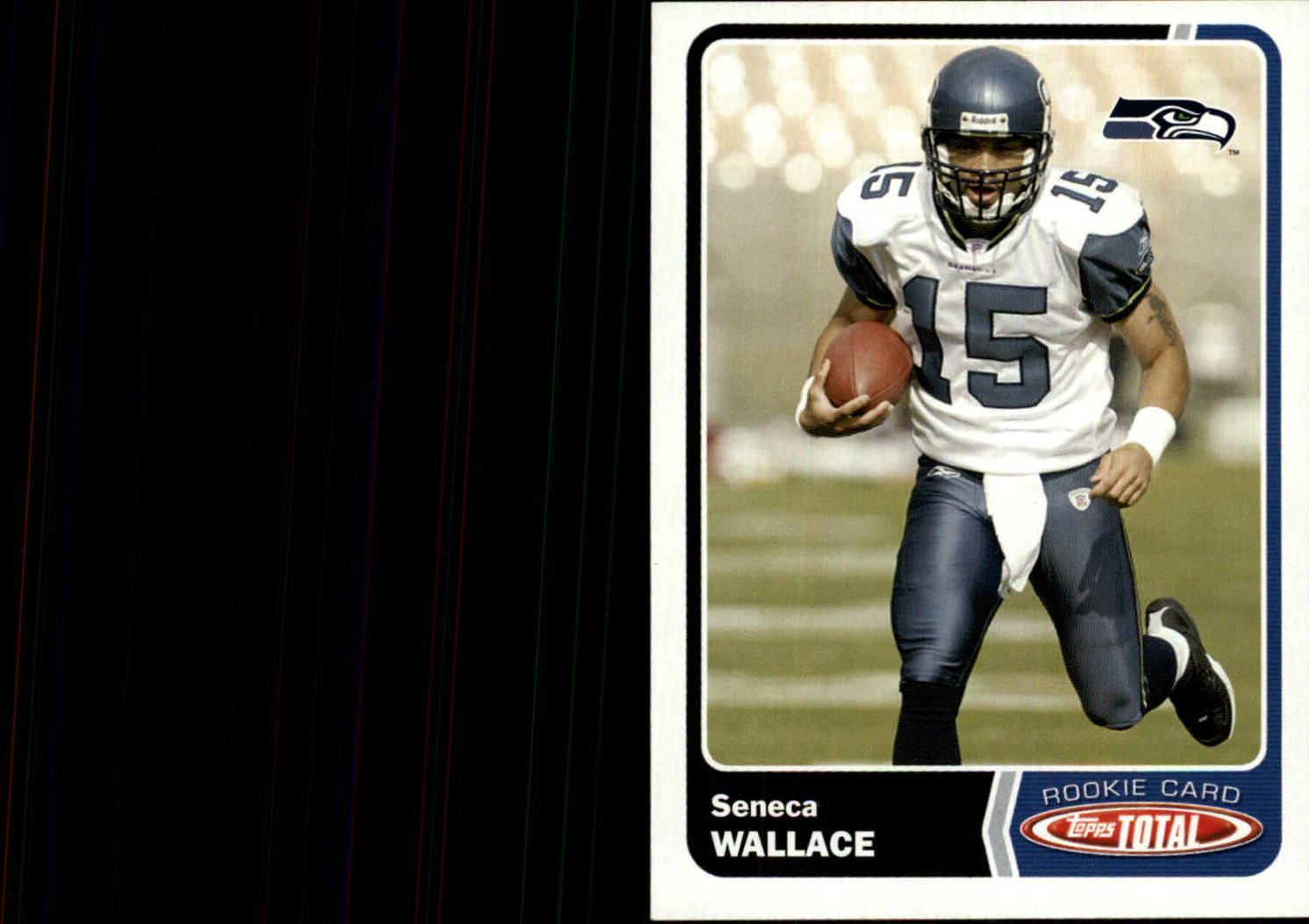 2003 Topps Total #515 Seneca Wallace RC