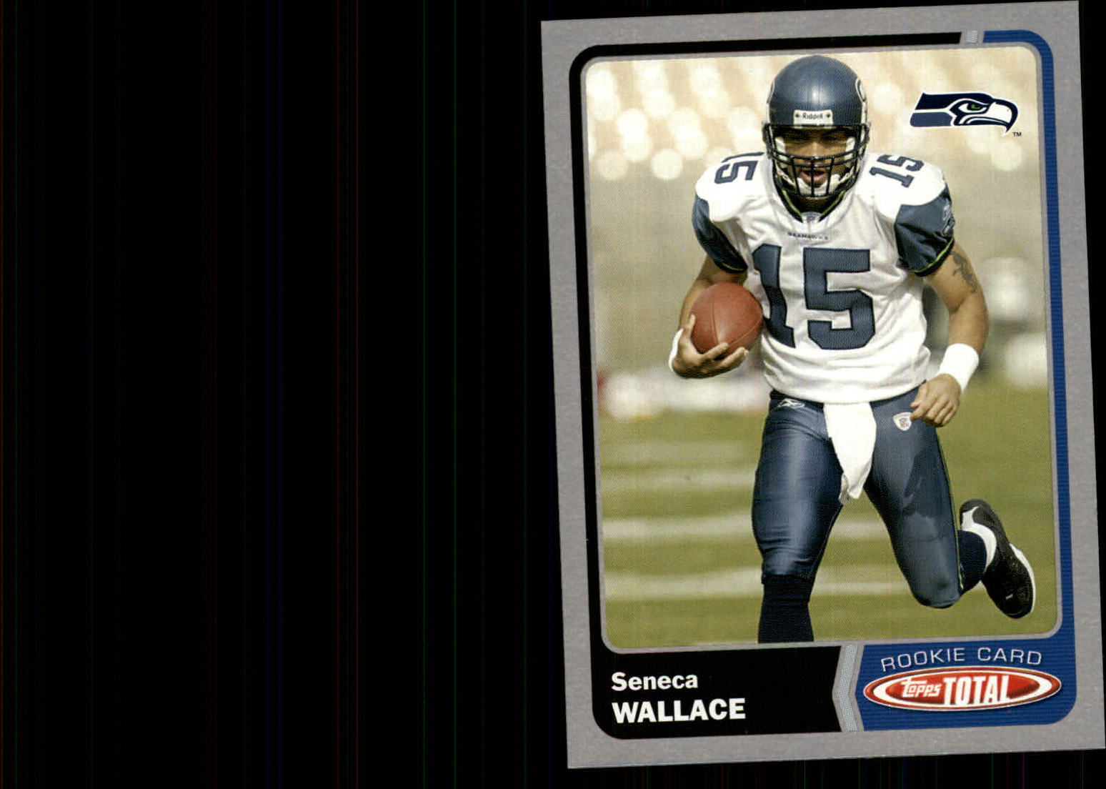 2003 Topps Total Silver #515 Seneca Wallace