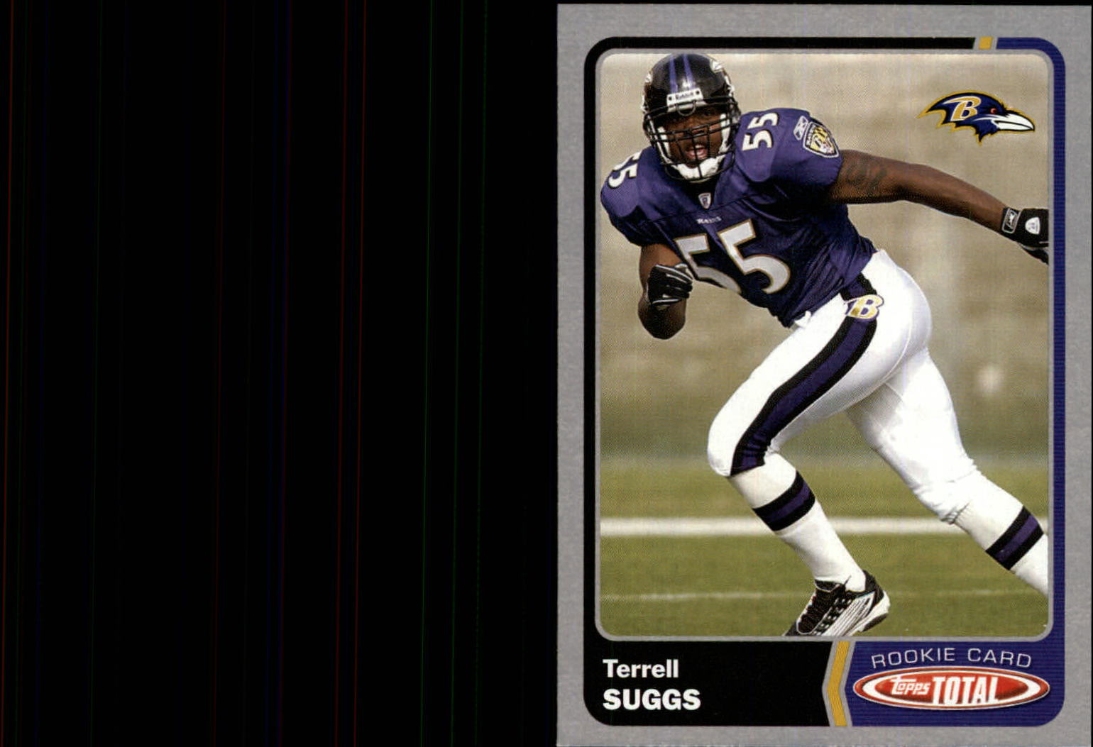 2003 Topps Total Silver #531 Terrell Suggs