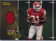 2003 Ultra Touchdown Kings Memorabilia #TKPH Priest Holmes