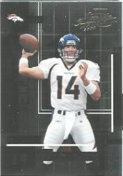 2003 Absolute Memorabilia #12 Brian Griese