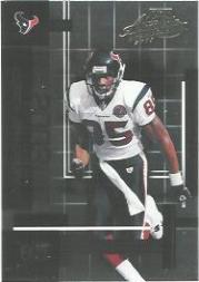 2003 Absolute Memorabilia #17 Corey Bradford