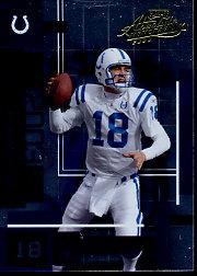 2003 Absolute Memorabilia #19 Peyton Manning