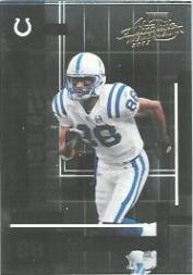 2003 Absolute Memorabilia #21 Marvin Harrison