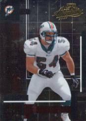 2003 Absolute Memorabilia #31 Zach Thomas
