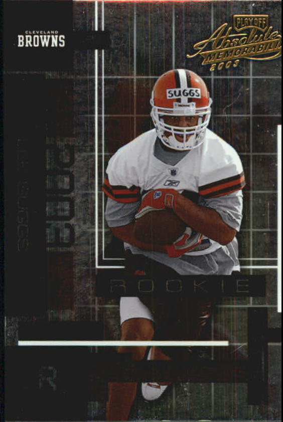 2003 Absolute Memorabilia #112 Lee Suggs RC