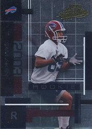 2003 Absolute Memorabilia #120 Sam Aiken RC