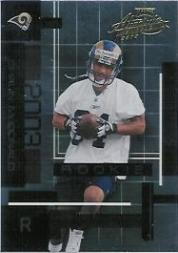 2003 Absolute Memorabilia #121 Shaun McDonald RC