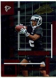 2003 Absolute Memorabilia #122 Terrence Edwards