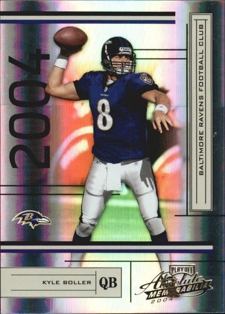 2004 Absolute Memorabilia #10 Kyle Boller