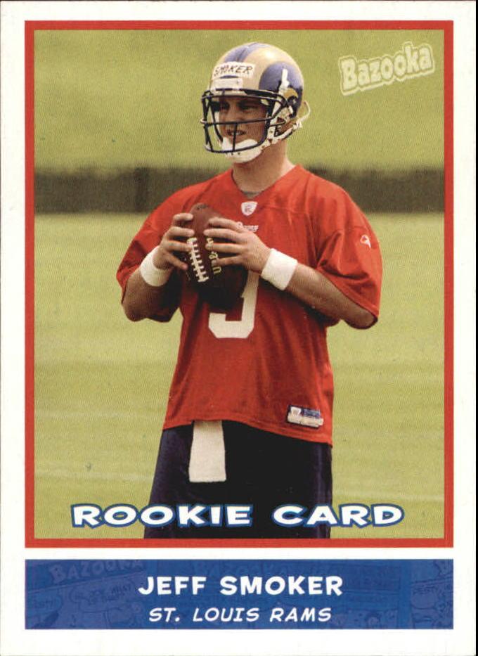 2004 Bazooka Minis #207 Jeff Smoker