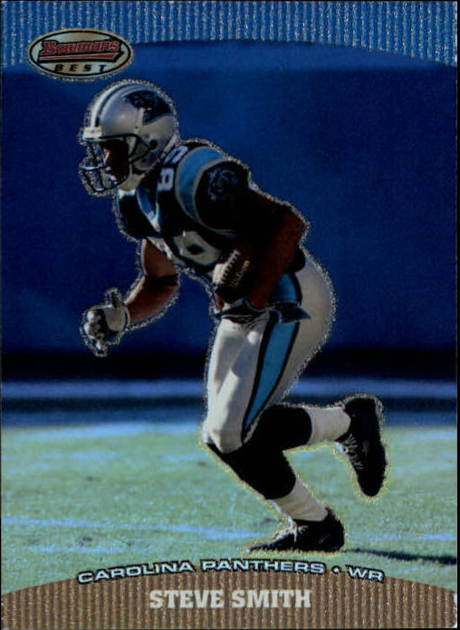 2004 Bowman's Best #33 Steve Smith