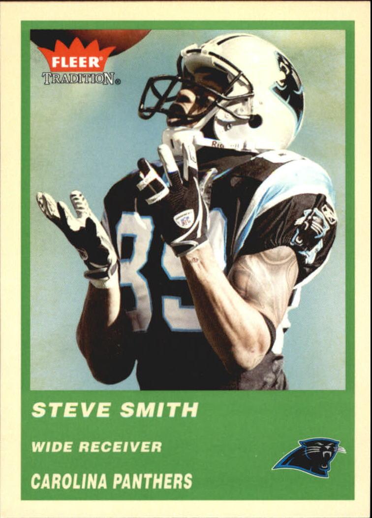 2004 Fleer Tradition Green #159 Steve Smith