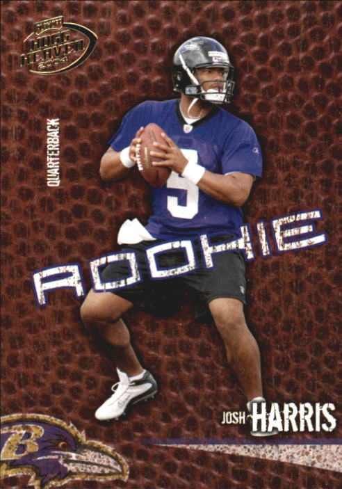 2004 Playoff Hogg Heaven #132 Josh Harris RC