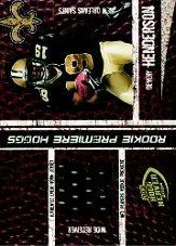 2004 Playoff Hogg Heaven #172 Devery Henderson RPH RC