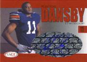 2004 SAGE Autographs Red #A9 Karlos Dansby/770