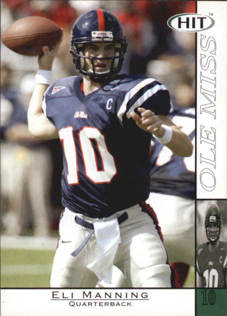 2004 SAGE HIT #10 Eli Manning